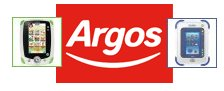 Argos LeapPad Innotab Reservation Suspension
