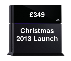 PS4 UK Launch