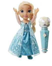 Frozen Elsa Sing-a-Long in Stock