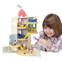 Little Kingdom Magical Castle Playset in stock