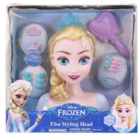Frozen Elsa Styling Head packaging