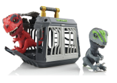 Fingerlings Untamed Dino Cage