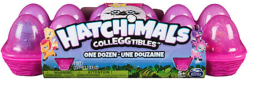 Hatchimals Colleggtibles Egg Carton - 12 One Dozen