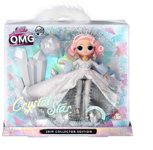 LOL Surprise! OMG Crystal Star Collectors Edition Doll