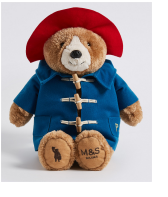 M&S Paddington Bear