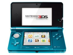 3DS in stock
