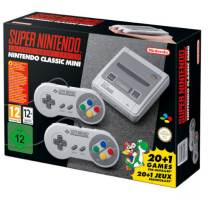 Super Nintendo Entertainment System SNES Classic Mini